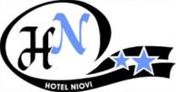 Ξενοδοχείο Θήβα | hotelniovi.gr Logo
